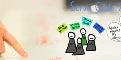 Uitleg over de nieuwe Scrum guide
