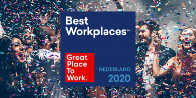 Al zes keer Great Place To Work Nederland