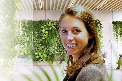 Lean consultant Merel Schut