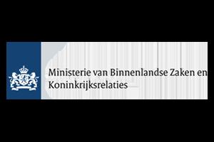 logo Ministerie van Binnenlandse Zaken en Koninkrijksrelaties